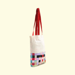 Sustainable cotton conference bag from Unnati