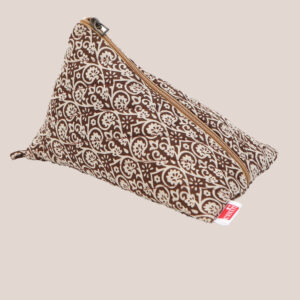Samosa Pouch <br> (Russet Brown)
